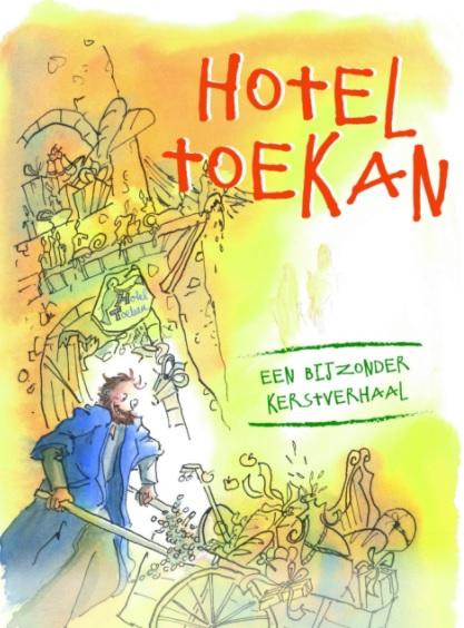 Eerste Kerstdag 2017 korte musical Hotel Toekan